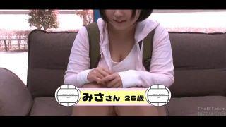 bimajo 9123 1 - 【MM号】むっちりボディの巨乳おねえさんが26歳人妻だったという衝撃的事実に余計勃起する!